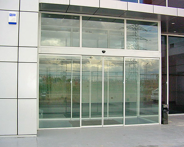 Sliding Automatic Glass Door Sliding Automatic Glass