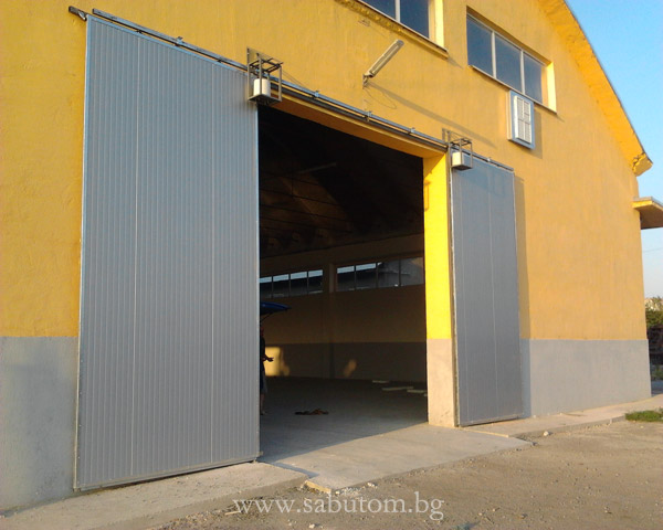 Top Hung Sliding Gates Top Hung Sliding Gates