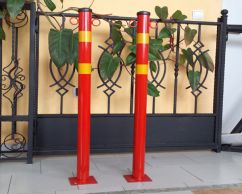 Antiparking control posts